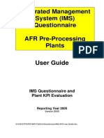 Ims Afr User Guide