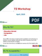 IELTS Workshop