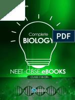 AIIMS Biology The Living World Class 11 Notes Ebook