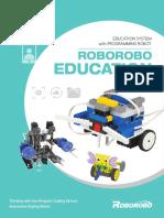 Roborobo Catalog Robotics kit
