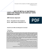 4ms Scheme for Metallic Materials Part A