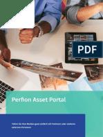 Perfion Asset Portal - Medien ganz einfach mit Partnern teilen