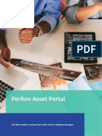 Perfion Asset Portal - Del dine medier med partnere eller andre tredjepartsbrugere