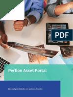 Perfion Asset Portal - Eenvoudig media delen met partners of derden