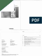 B.braun Stimuplex HNS12 - Service Manual