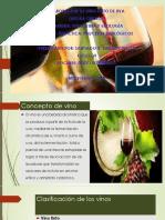 Vino Tinto Seco de Variedad Negra Criolla
