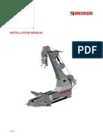 Installation Manual SP2720-1 Rev0