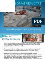 Developmental Care 2018