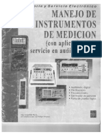 Manejo de Instrumentos de Medicion Parte1