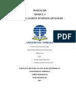 MAKALAH MODUL 2 Strategi Pemb.doc