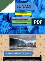 Geografi Tsunami