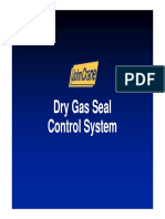 Dry Gas Seal Control System