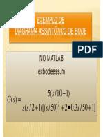 Exemplo de Diag Assint de Bode