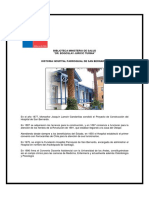 Historia Hospital Parroquial de San Bernardo