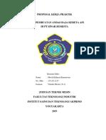 Proposal KP PT.ss