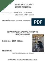 Maestraia en Ecologia y Gestion Ambiental
