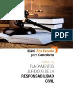 1. Fundamentos Jurídicos de La Responsabilidad Civil.