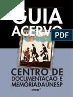 guia - CEDEM - 2018.