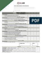 Pauta de Evaluacion Presentacion