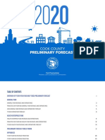 2020 Cook County Preliminary Forecast