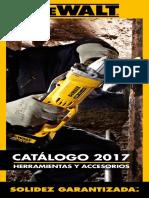 Catalogo DeWalt 2017 LOW_RES