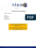 FCR-N Design of Requirements