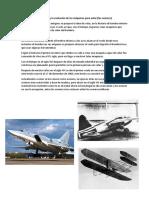 El Hombre y La Evolución de Las Máquinas Para Volar