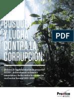 Bosques y Lucha Contra La Corrupción