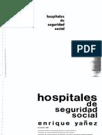 Hospitales de Seguridad Social Enrique Yañes
