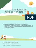La Teoría de Desarrollo Moral de Kohlberg