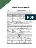 Planilla Para Registro de Jovenes 2016 ASV DNO RI.A1