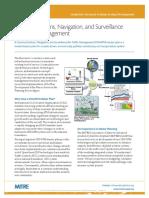 Communications, Navigation, And Surveillance Air Traffic Management