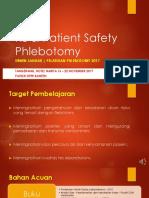 K3 & Patient Safety Phlebotomy