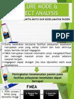 Presentasi FMEA Farmasi 2019