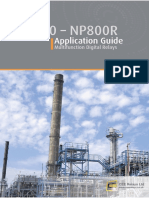 Application Guide NP800 - NP800R Ind i