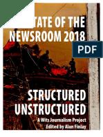 State of Newsroom 2018