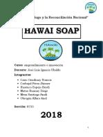 Informe Prototipo Hawai