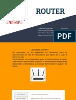 Telemática - Router