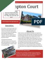 Brompton Court Brochure