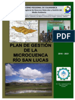 Plan de Gestion Mcca Rio San Lucas