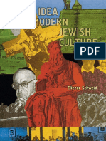 Eliezer Schweid - The Idea of Modern Jewish Culture