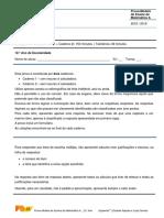 Expoente 12_prova-Modelo de Exame