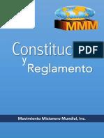 Reglamento y Constitución MMM