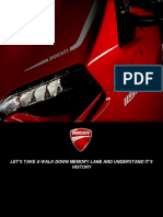 Car Buzz Ducati Portfolio Project Ppt