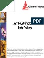 Info Az p4620