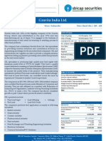 IPO Note- Gravita India Ltd
