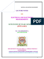 EEM Lecture Notes