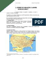 España_El español y dialectos