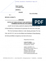 Case 1:19-cr-00373-PGG Document 15 Filed 05/31/19 Page 1 of 4