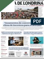 Folha de Londrina 15 e 16 .06.019